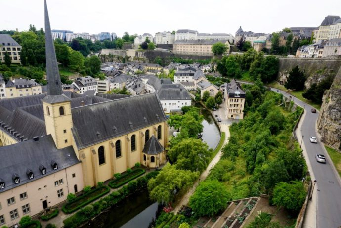 Luxembourg City-overview-Jetsetterproblems.com