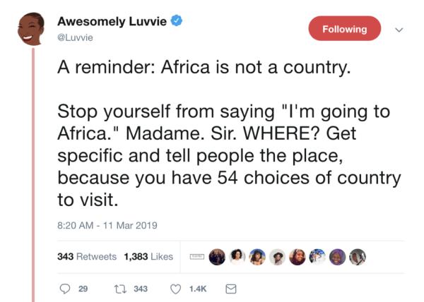 luvvie's tweet