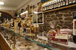 Cheese shopping at Beppe E I Suoi Formaggi
