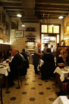 Armando al Pantheon restaurant