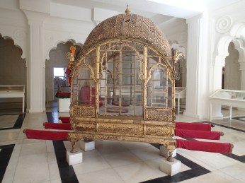 The Great Palanquin. No really, that's what they're calling it.