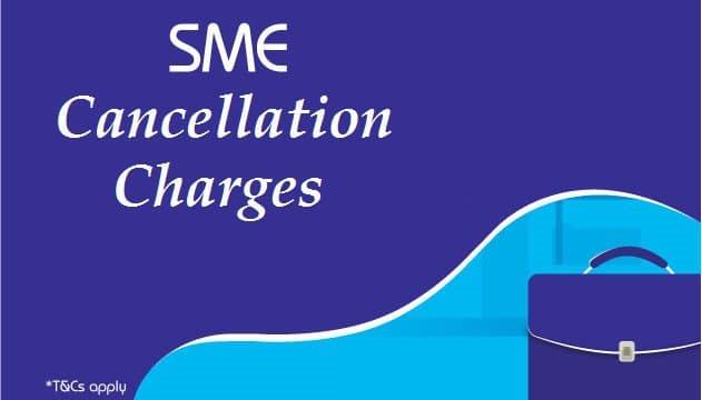 IndiGo SME Cancellation Charges