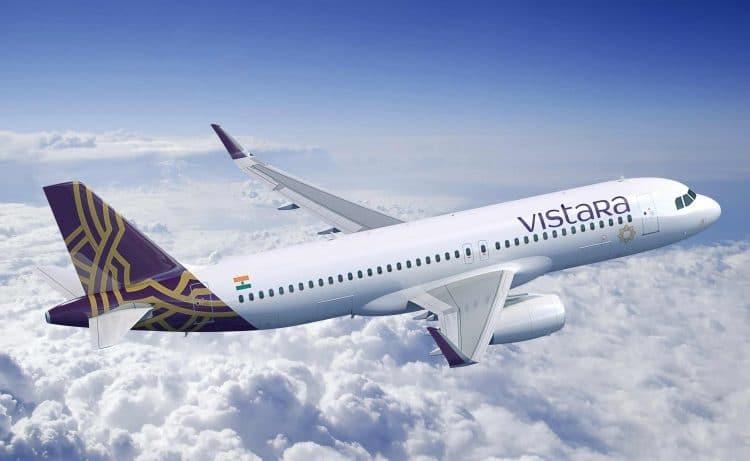 Vistara Flights to Singapore