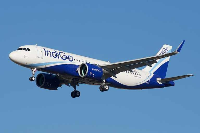 IndiGo Suspend Kolkata Hong Kong Flight