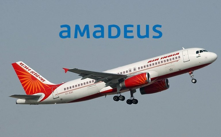 Air India back with Amadeus
