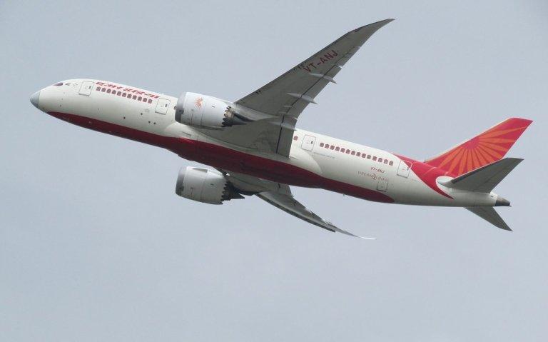 Air India Suspends China Flights
