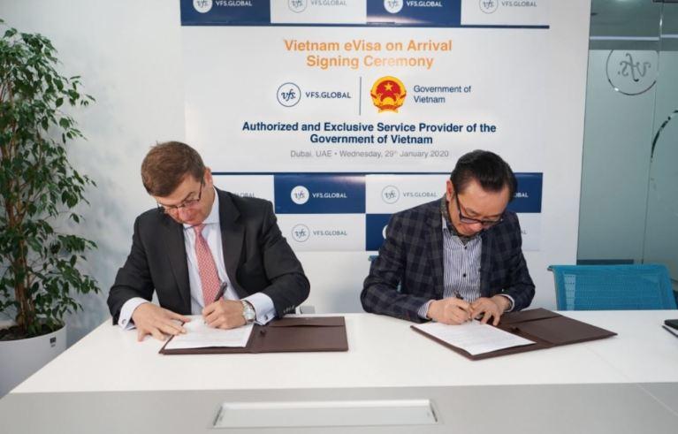 VFS Global Vietnam EVisa Portal
