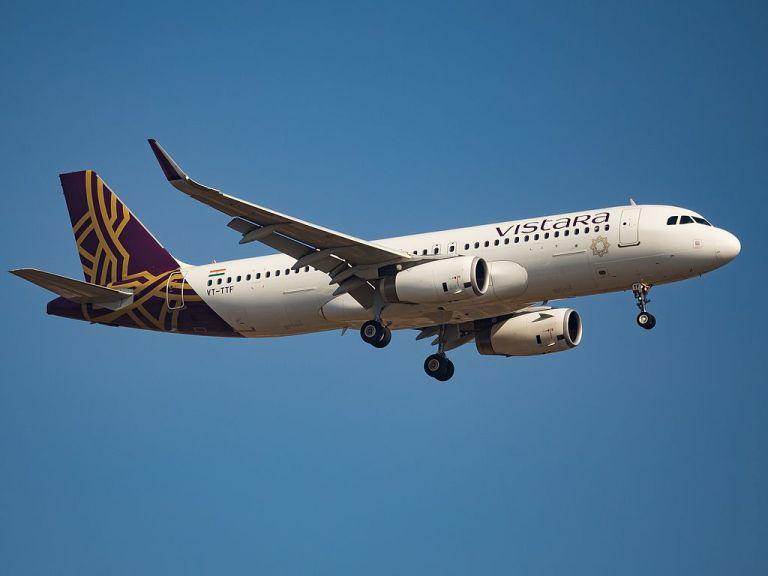Coronavirus Vistara to Cancel 54 Flights