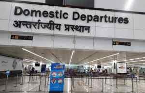 80 flights cancelled from Delhi