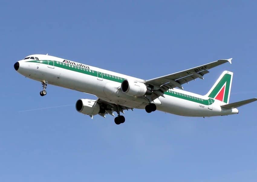 Alitalia Restart Flight Operations