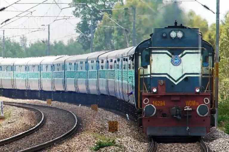 Train Services 1st June