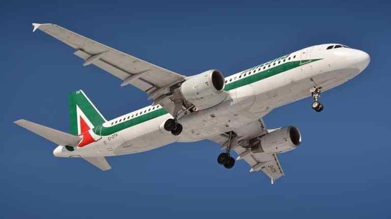 Alitalia Flights In July