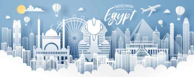 Egypt to reopen airports beach