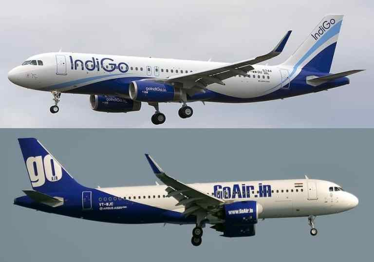 Indigo GoAir flights from Saudi Arabia