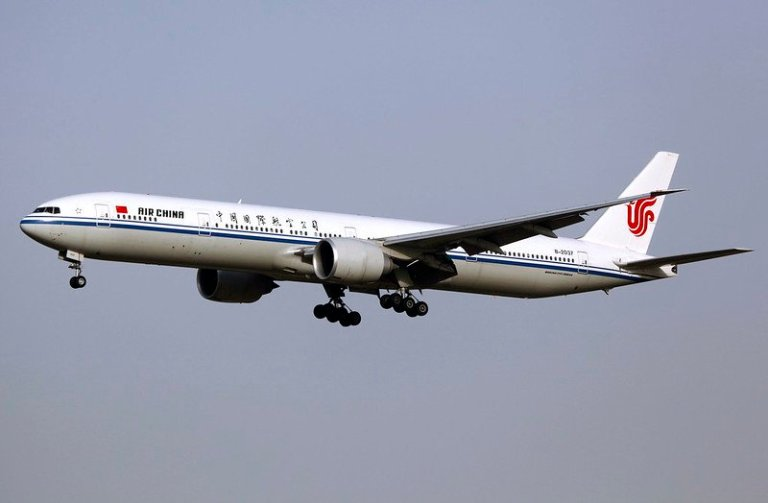 US Suspend Chinese Airlines