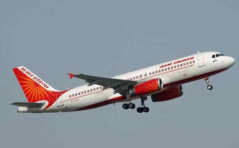 Air India 180 Flights India USA