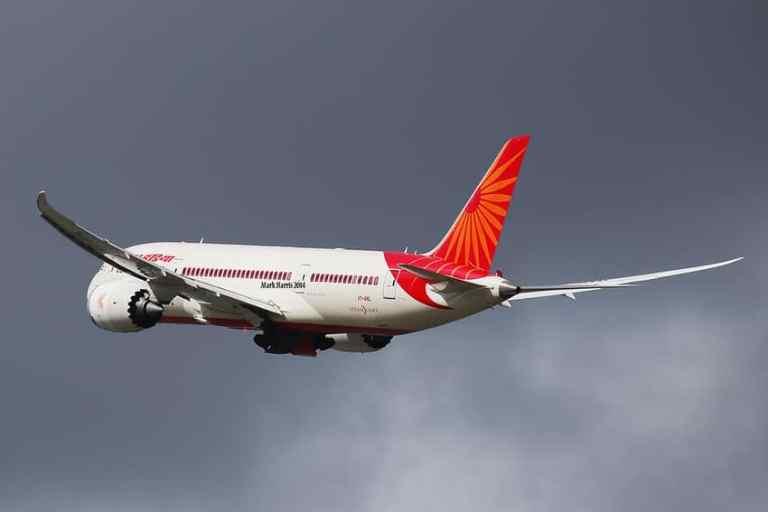 Air India Additional Flights From Saudi Arabia