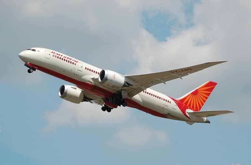 Air India Additional Flights From Toronto