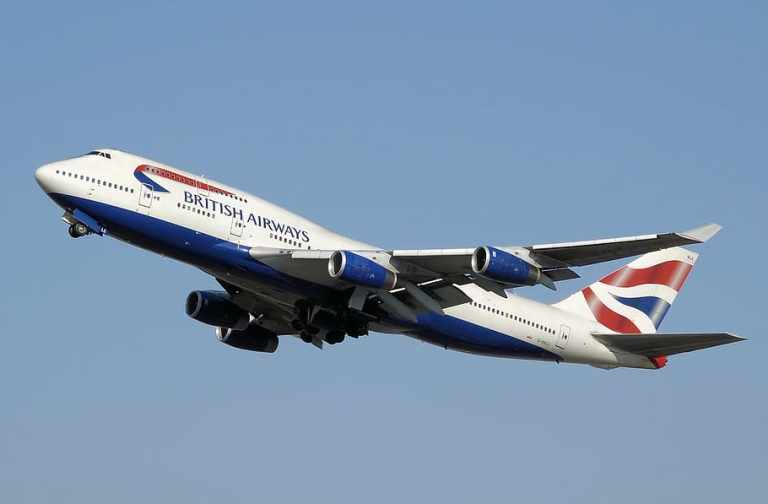 British Airways Reopens Routes