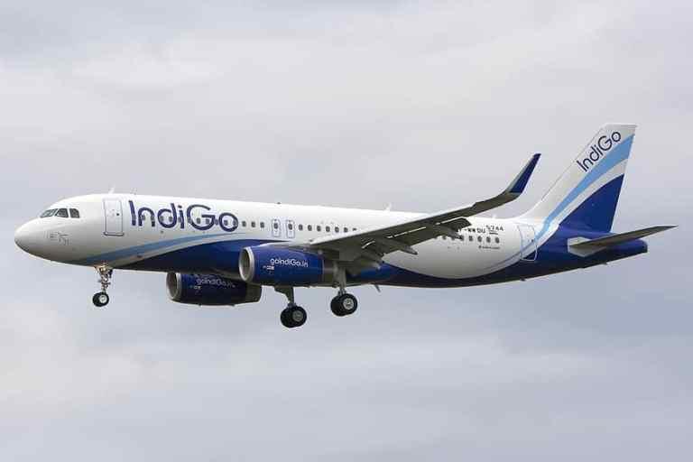 IndiGo 75K Passengers Middle Eastern