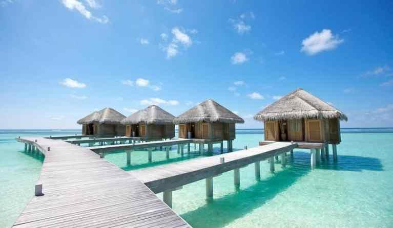 Qatar Airways International Flights to Maldives