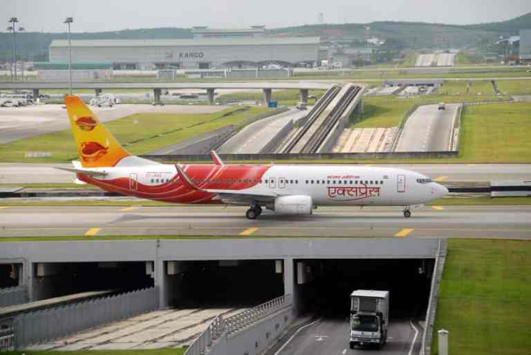Travel Agents Air India Express Repatriation Flights