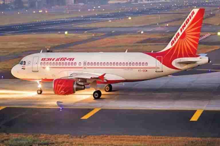 Air India Hong Kong Delhi