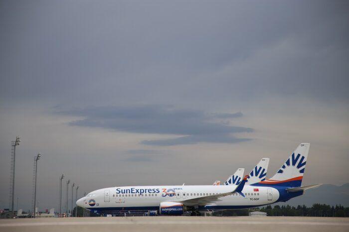 SunExpress More Flights Anatolia Europe