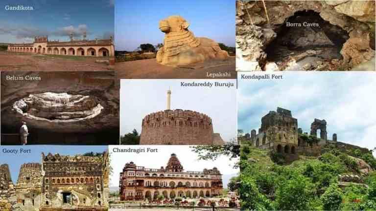 Andhra Pradesh Open Tourism