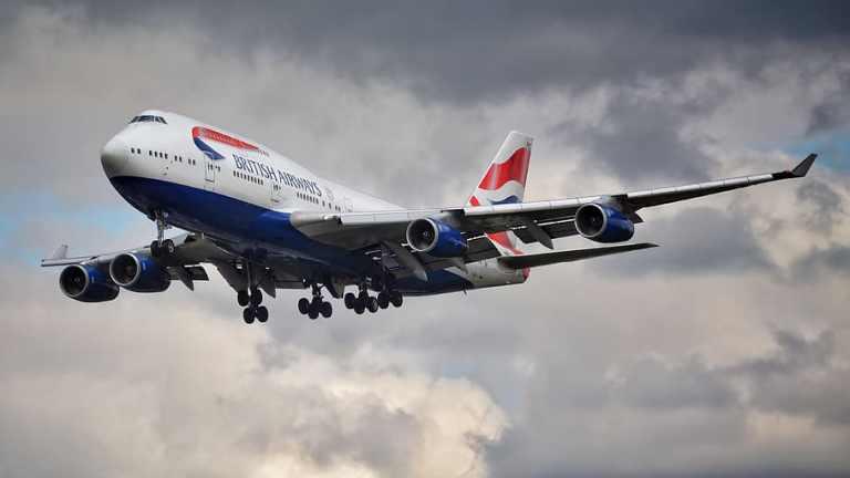 British Airways Flights India UK
