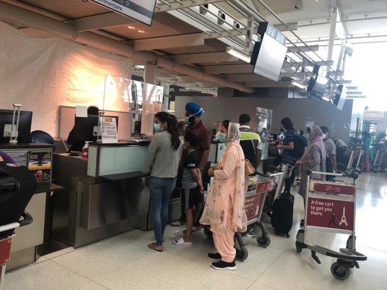 Delhi Airport AIR Suvidha portal