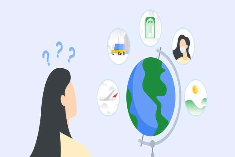 Google Travel Planning Features