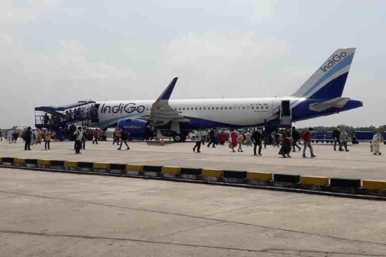 IndiGo Hyderabad Aurangabad Flights