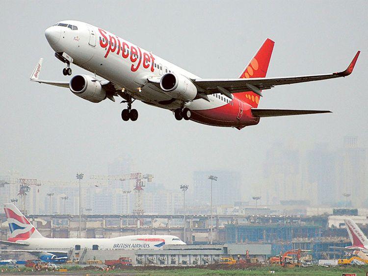 SpiceJet Flight Services UK