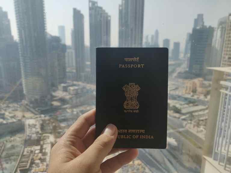 UAE Waives Visa Fines Indians
