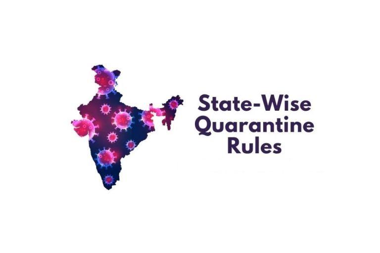 New State-wise Quarantine Rules