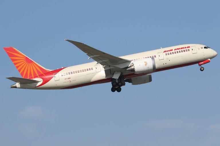 Air India 11 Delhi-Newark Flights