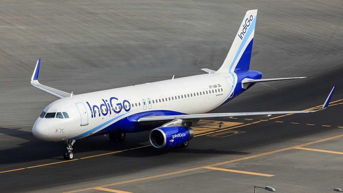 IndiGo Mumbai Male Flight