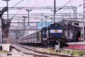 Indian Railways Clone Train