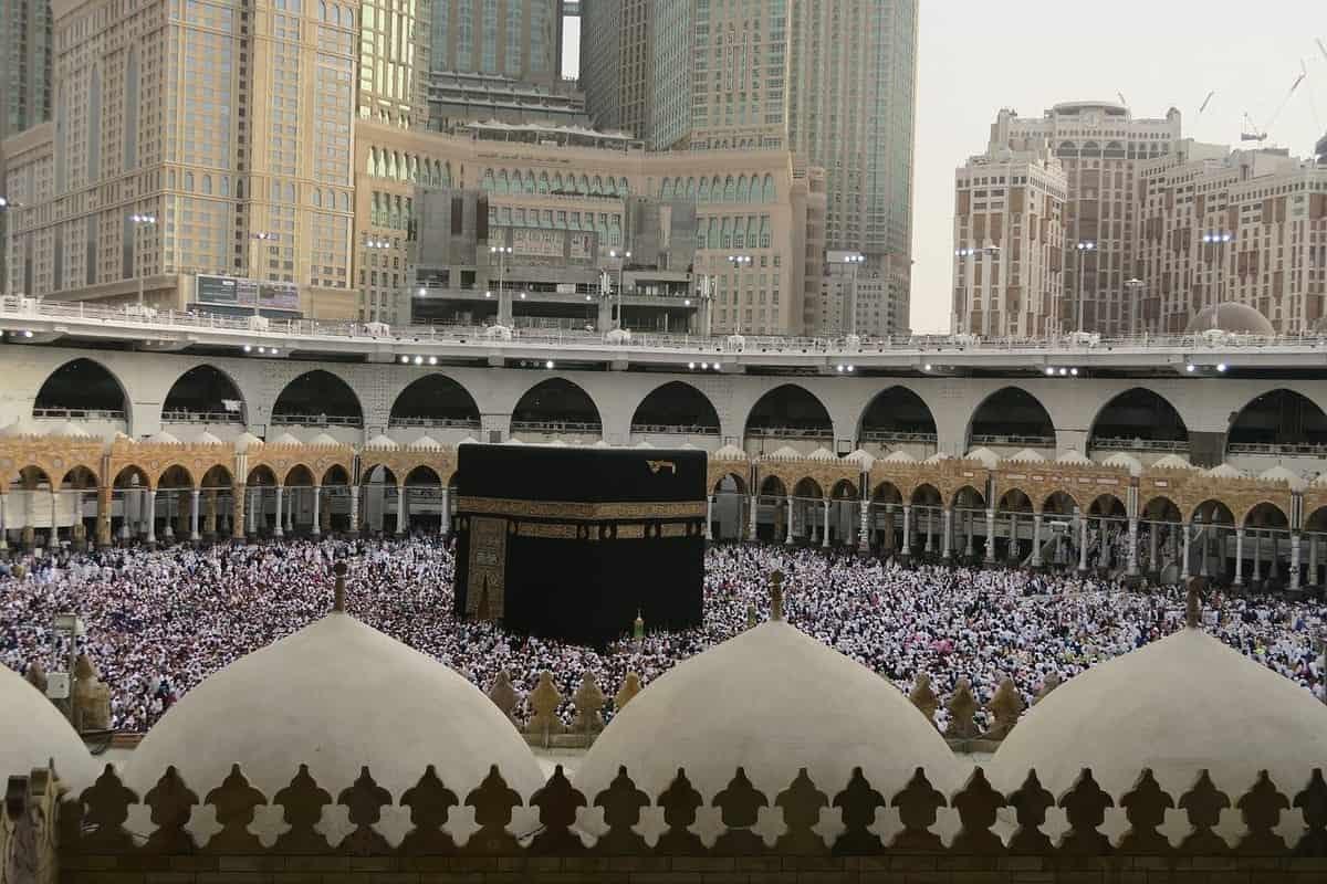 Saudi Restart Umrah Pilgrimage