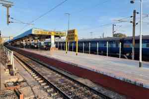 Tirupati Railway Station ISO Certification