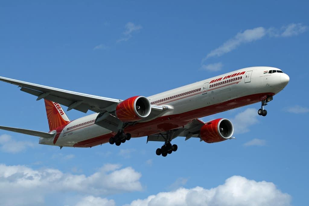 Vande Bharat Mission Air India Flights September 9