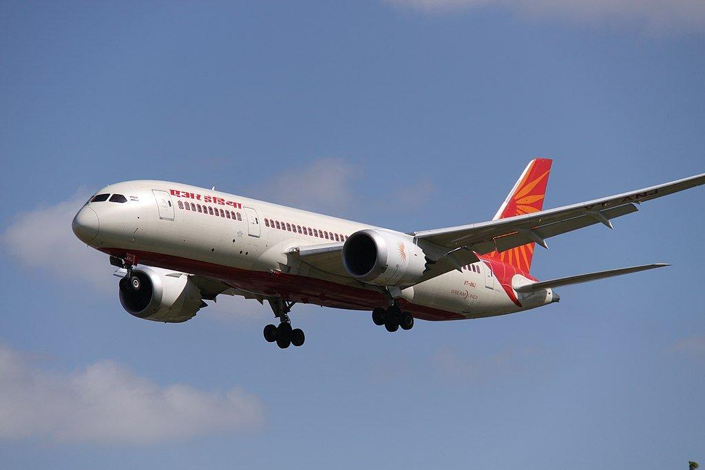 Air India Canada Flights