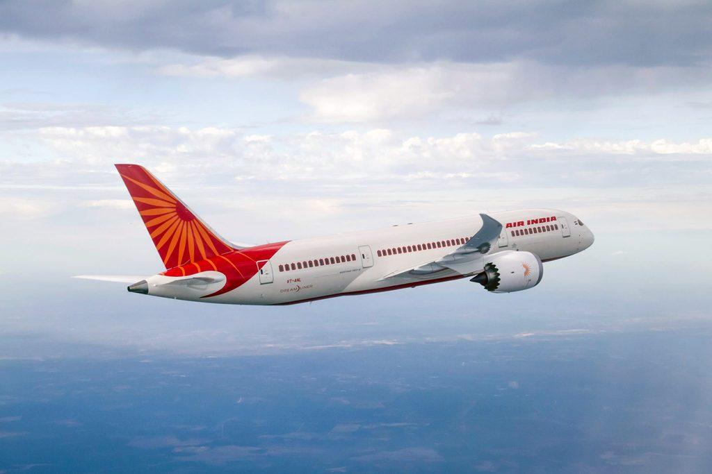 Air India Flight Hong Kong Mumbai