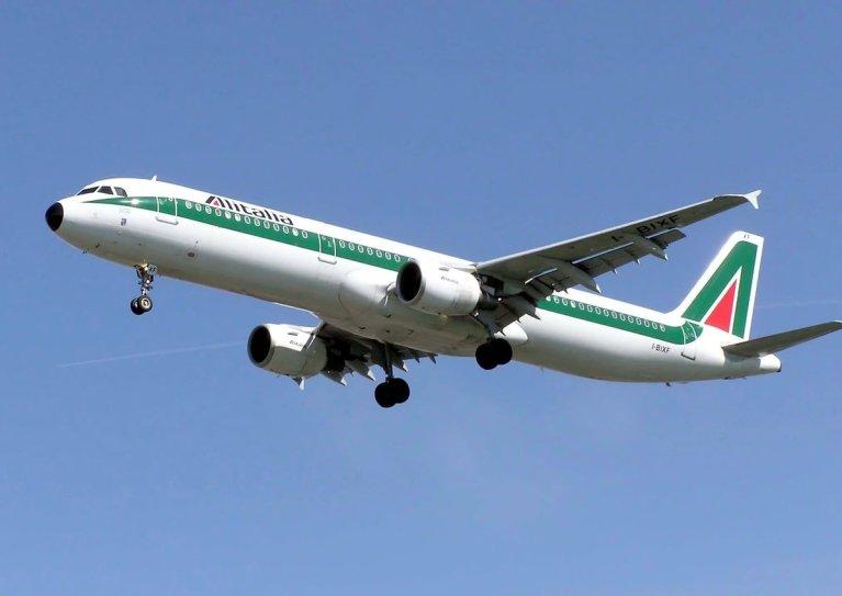 Alitalia Flights Rome Delhi
