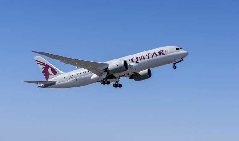 Qatar Airways Winter Schedule