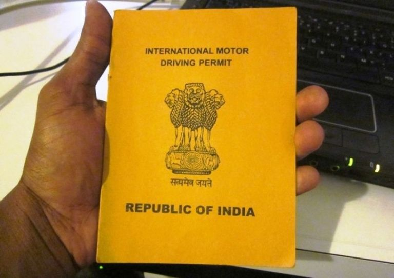 Renewal of International Driving Licence While Travelling Abroad