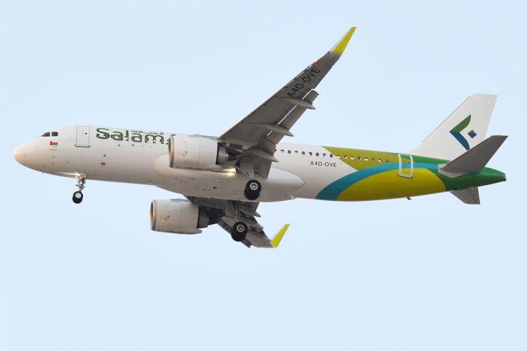 SalamAir Flights From Muscat