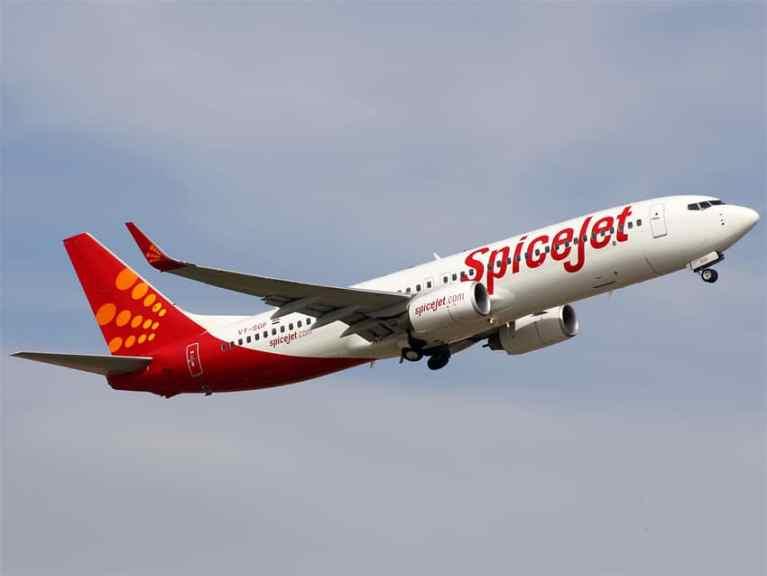 SpiceJet International Flights To Muscat