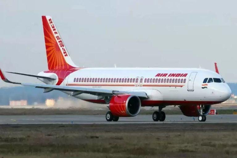 Air India Direct Flight Chennai London